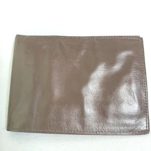 Lion Fine Leather Wallet